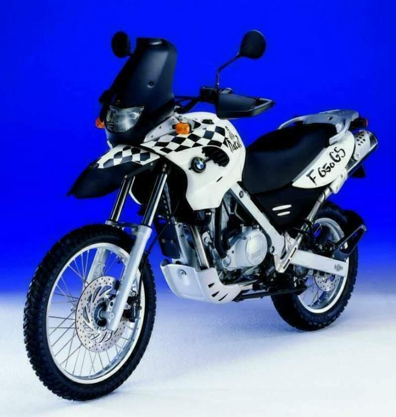 BMW F 650GS Dakar technical specifications